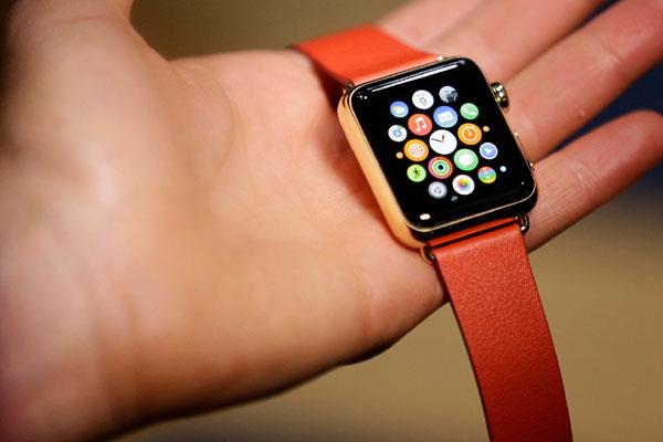 Apple Watch время работы