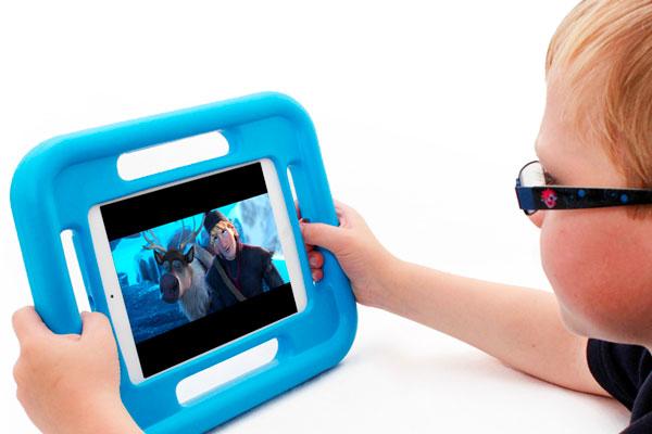 iPad родительский контроль