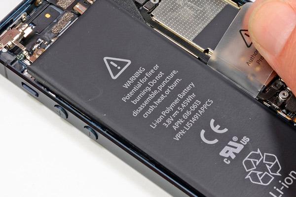 Батарейка на Айфон сколько способна выдержать