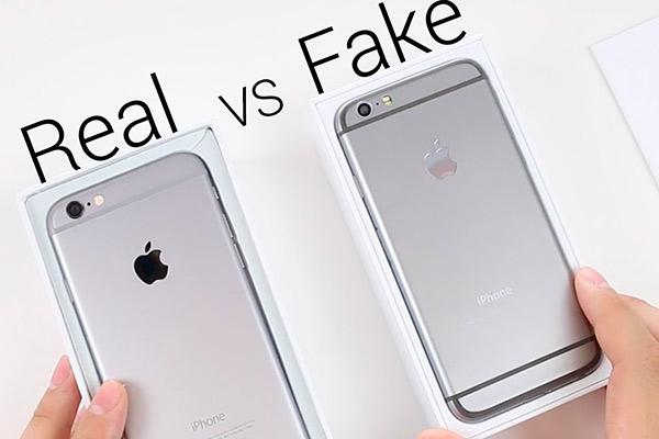 Как определить Айфон - оригинал или подделка