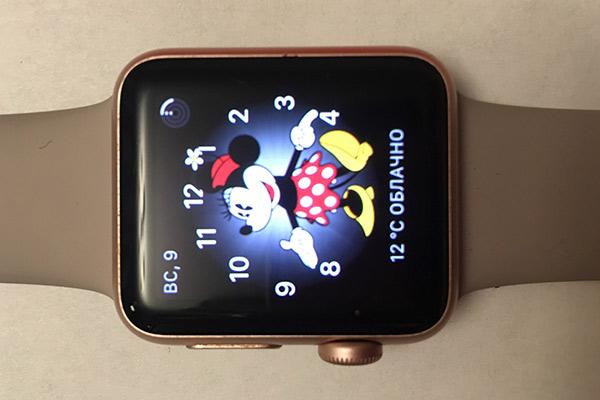 Какие у Apple Watch 1 и 3 отличия по функционалу