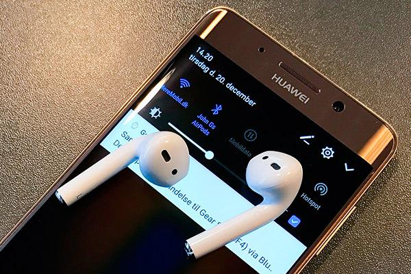 Как подключить Airpods к Android подробная инструкция