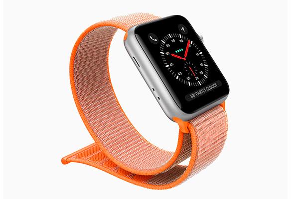 Умные часы Apple Watch s3 новинка от компании Apple