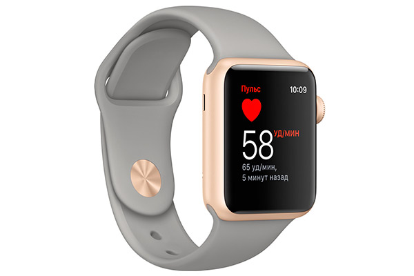 Apple Watch измерение давления как происходит
