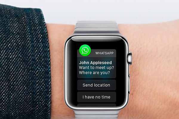 Как установить WhatsApp на Apple Watch часах?