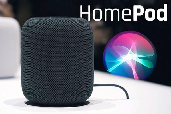 Apple умная колонка Home Pod