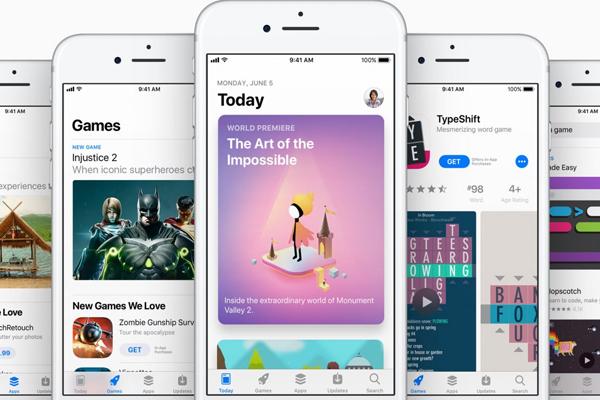 Предпросмотр в App Store