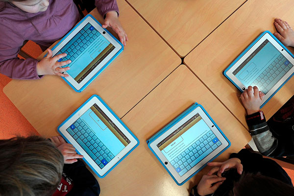 iPad для учебы
