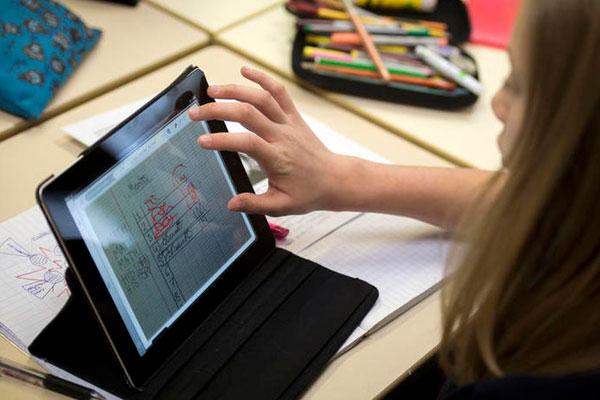 iPad для школьников
