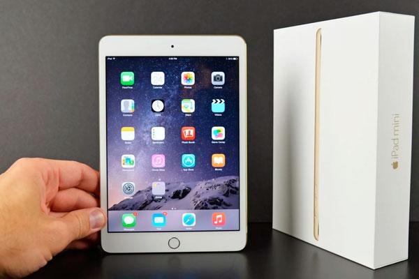 Версии iPad Mini