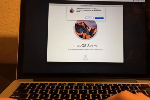 Как установить Mac OS на iMac