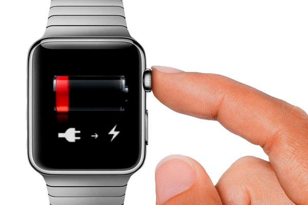 Apple Watch быстро разряжается