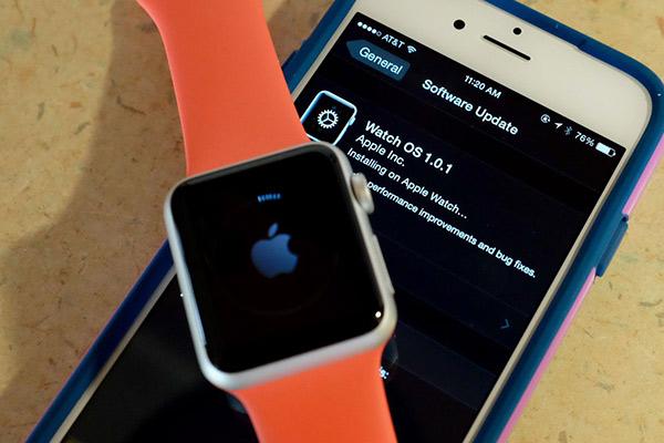 Как обновить Apple Watch самостоятельно дома