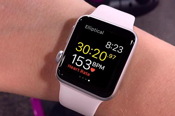 Вариабельность пульса норма Apple Watch что это