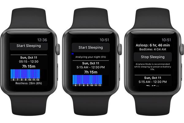 Apple Watch фазы сна для чего это нужна такая функция