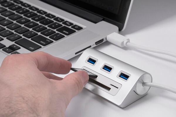 Как форматировать флешку на Mac OS: процесс