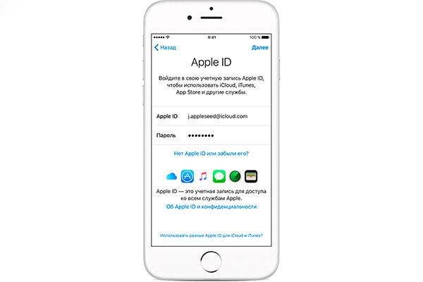 Как настроить Айфон и нужное приложение App Store