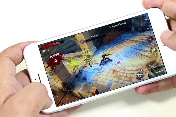 Топ игр на iOS 2018