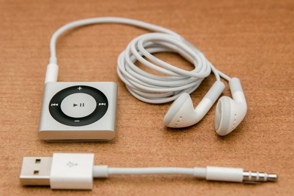 Обзор iPod Shuffle 4