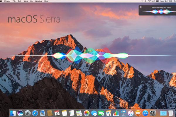 MacBook операционная система