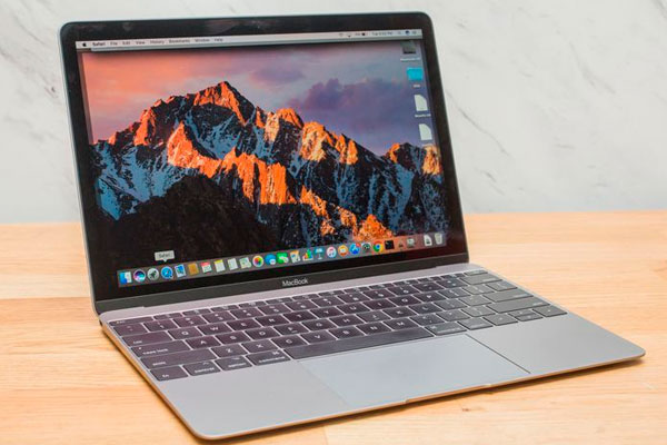 MacBook разрешение экрана