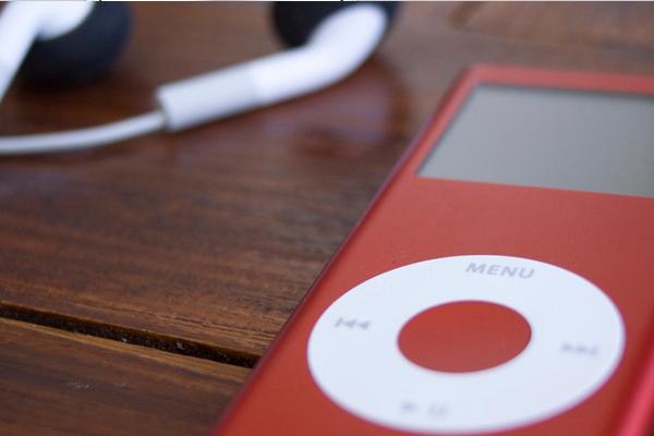 Как перезагрузить iPod Classic