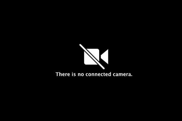 MacBook не работает камера
