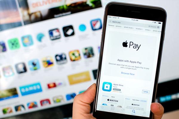 Как оплачивать Apple Pay