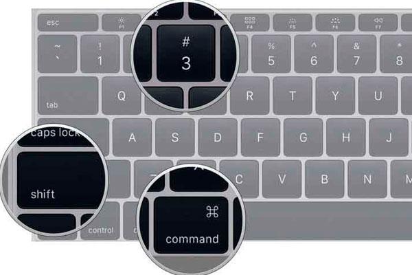 Как сделать скриншот на Mac