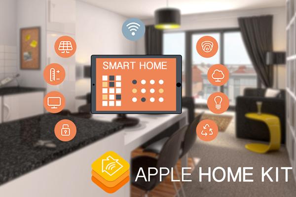 Apple HomeKit устройствах