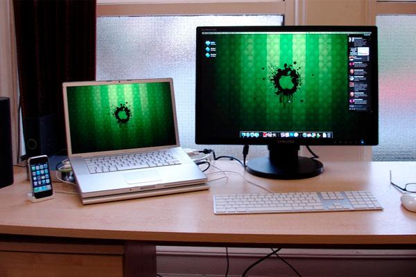 использовать iMac как монитор