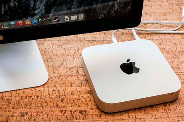 Mac Mini греется: