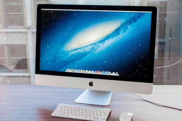 как узнать модель iMac