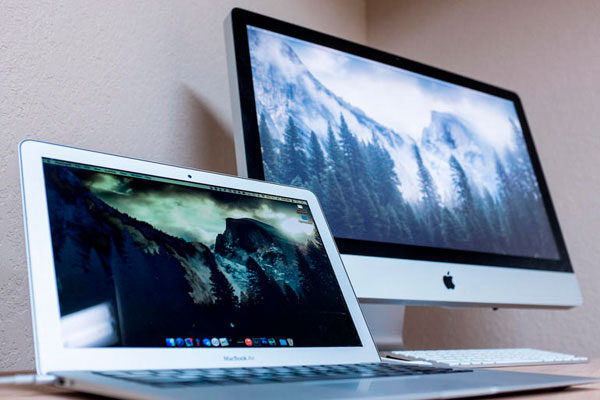 подключение Mac к Mac
