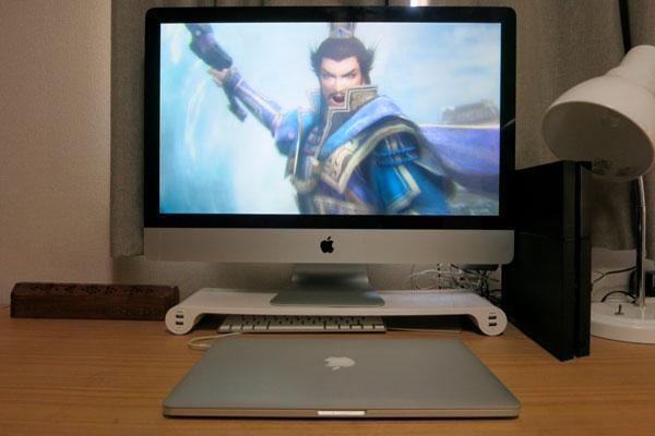 Как подключить PS4 к iMac