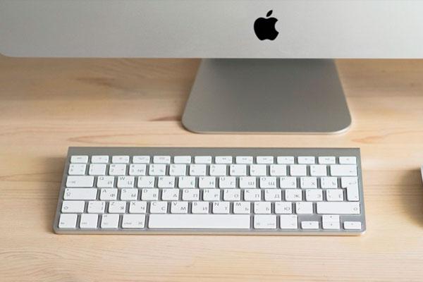 Не работает клавиатура iMac