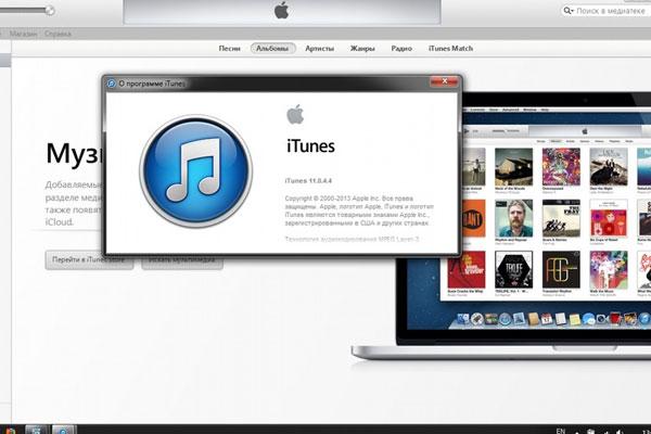 Произошла неизвестная ошибка 0xe8000065 iTunes