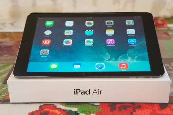 iPad Air размеры