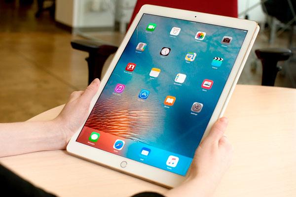 как почистить iPad