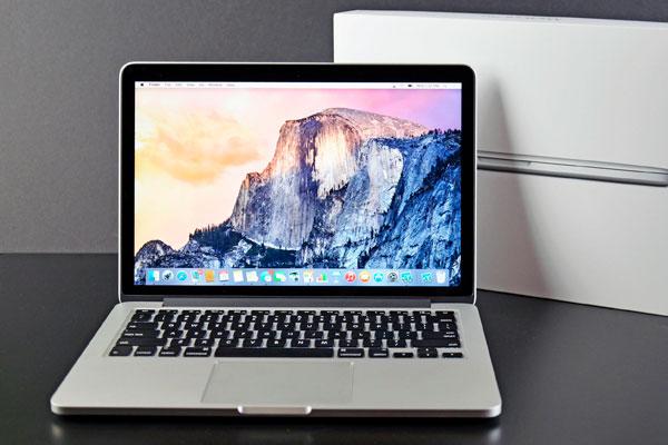 Новый MacBook Pro 2018