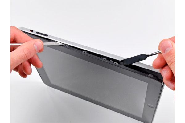 Как разобрать iPad