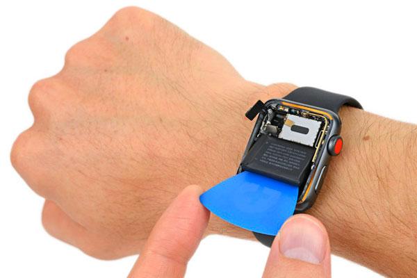 разборка Apple Watch