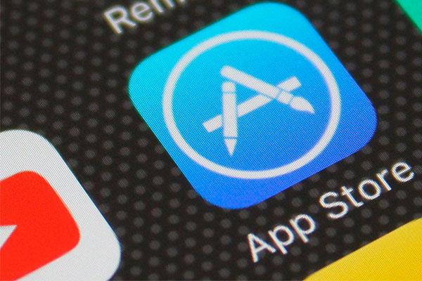 App Store не работает