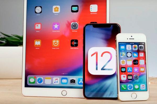 телефоны на iOS
