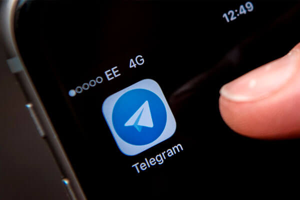 Прокси для Telegram iOS