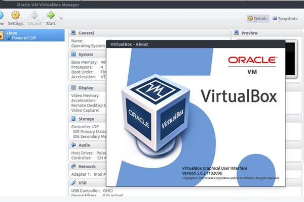 Установка Mac OS на VirtualBox