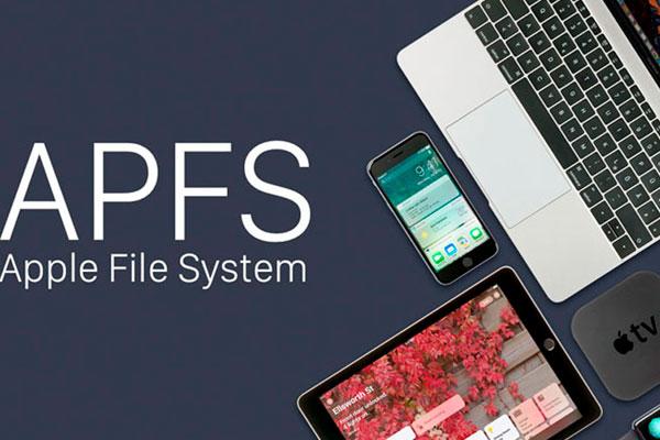 Файловая система Mac