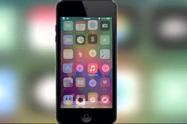 твики iOS 11