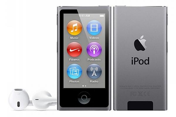 iPod Nano 7характеристики
