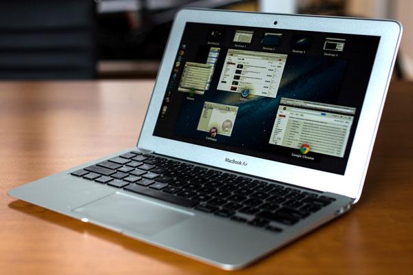 Настройка macbook air